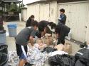 110723 VHBT Sangha Teens Recycling 004