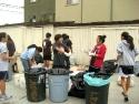 110723 VHBT Sangha Teens Recycling 007