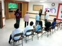 Wii Exercise Class