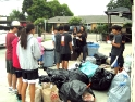 110723 VHBT Sangha Teens Recycling 001