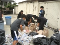110723 VHBT Sangha Teens Recycling 004