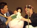 120129076 Momotaro is born