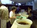 Making the Chicken Marinade