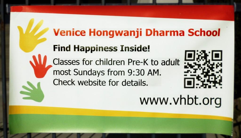VHBT Dharma School - Find Happiness Inside!