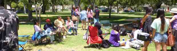 Joint Picnic with WLABT