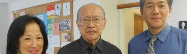 Lady Takeko Kujo & BWA Memorial Service
