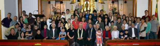 Rev. John & Rev. Ray's Last Dharma School Service
