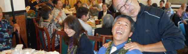 Rev. John's Farewell Party