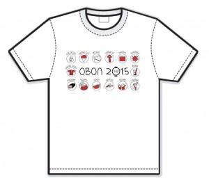 2015 Obon T-Shirt