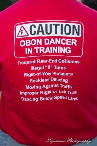 Obon T-Shirt Photo courtesy of John Fujinami