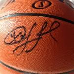 Chris Paul autographed basketball