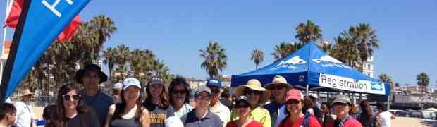 Heal the Bay Beach Clean-up