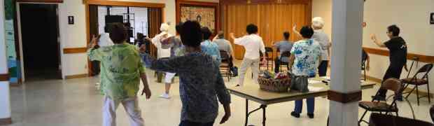 Senior Outreach Exercise Class