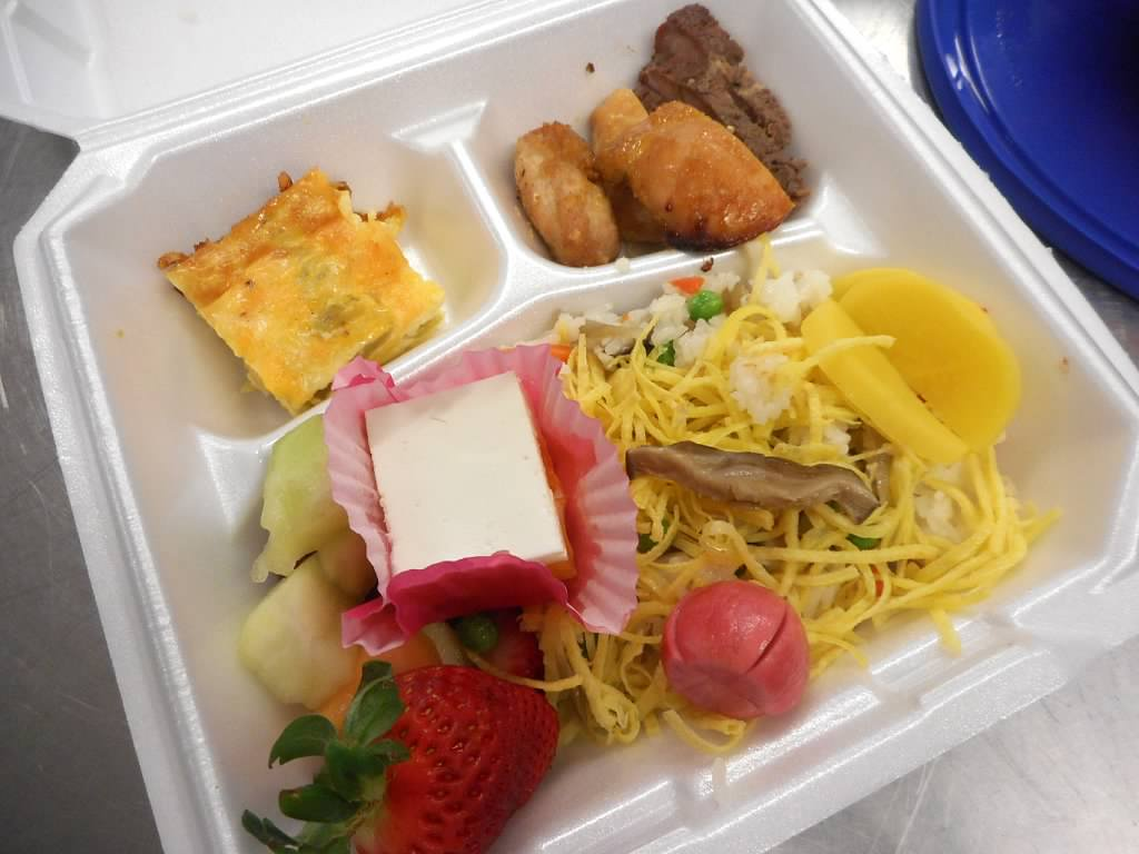 BWA Memorial Chirashi Lunch