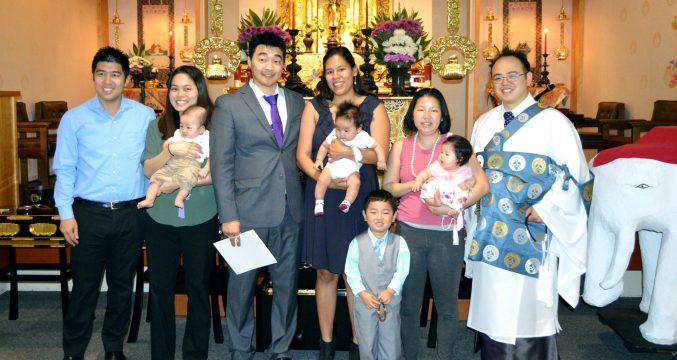 2016 Hatsumairi Families