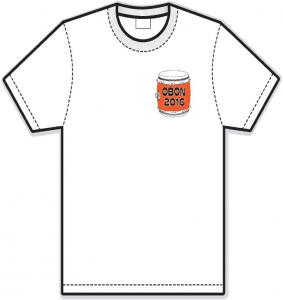 2016 Obon Shirt Front