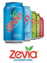 Zevia Soda