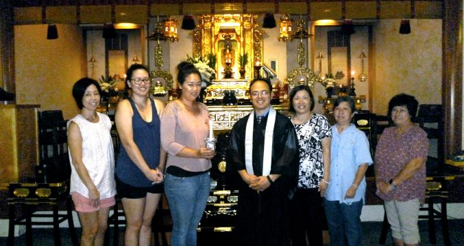 2016-2017 Dharma School Staff Installation