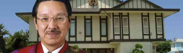 Rev. Miyaji's Retirement Luncheon