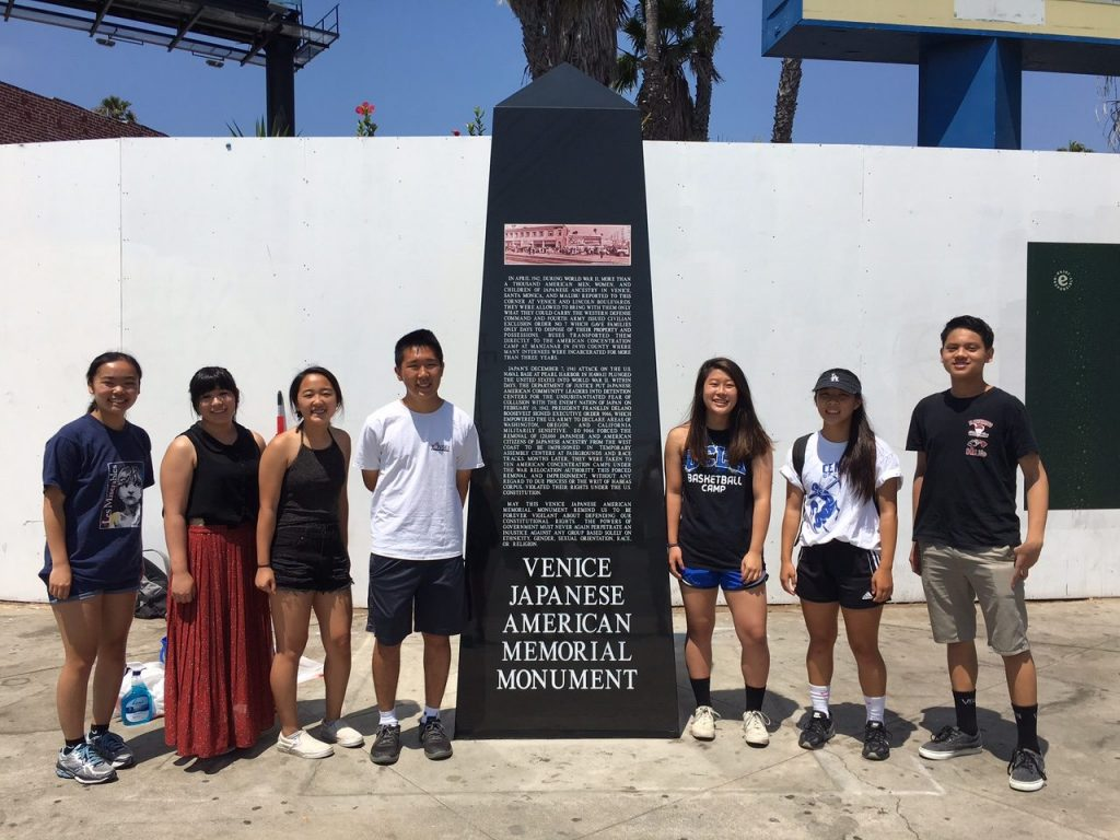 Jr. YBA Volunteers to Clean VJAMM