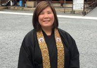 Rev. Candice Shibata